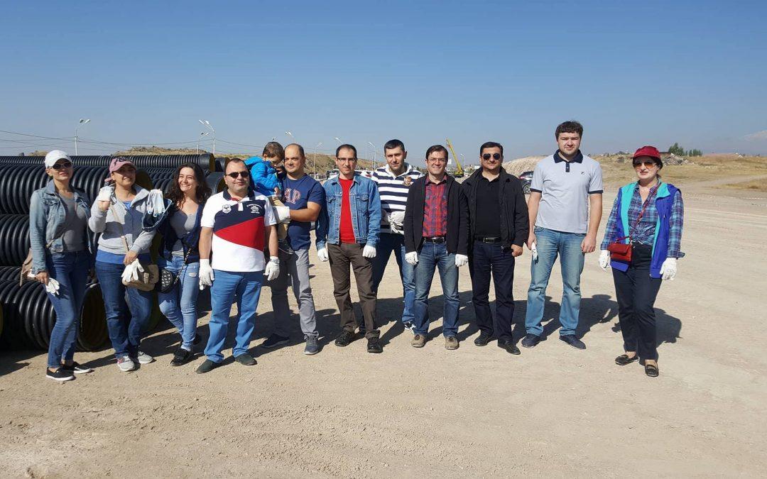 #ՄաքուրԵրևան #համաքաղաքայինշաբաթօրյակ