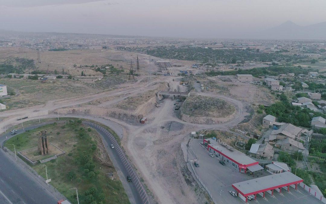 Բաբաջանյան-Աշտարակ, Արգավանդ-Շիրակ ճանապարհահատված